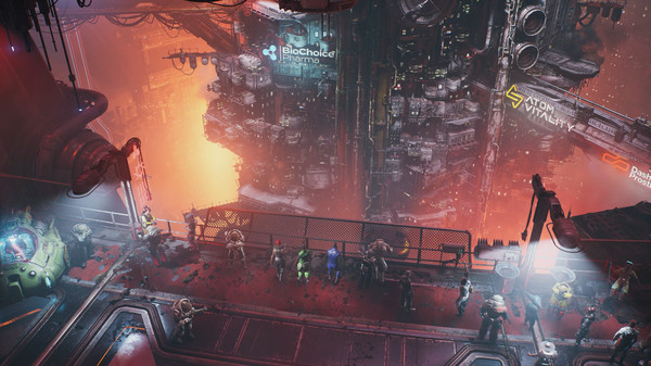 Скриншот №4 к The Ascent