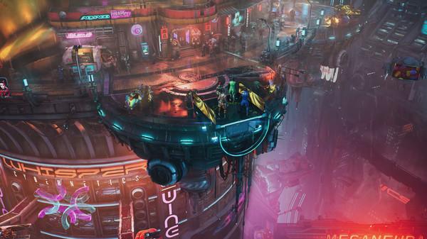 Скриншот №14 к The Ascent