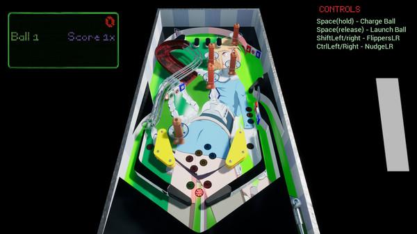 3D Pinball Hentai screenshot