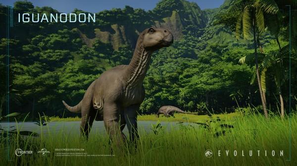 KHAiHOM.com - Jurassic World Evolution: Cretaceous Dinosaur Pack
