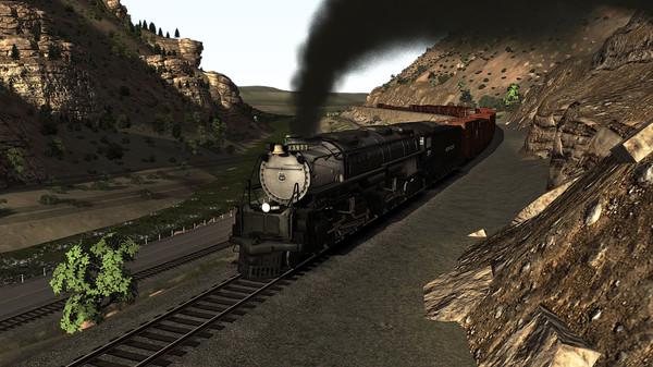 скриншот Train Simulator: Union Pacific Wasatch Grade: Ogden - Evanston Route Add-On 4