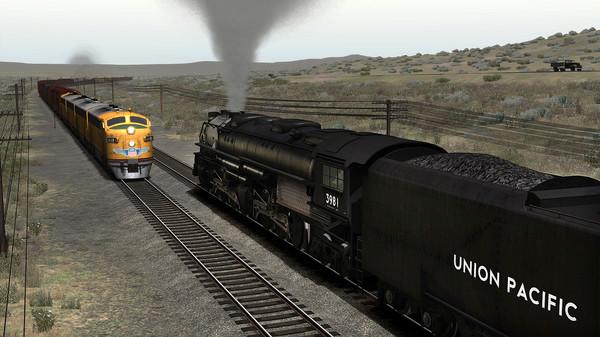 скриншот Train Simulator: Union Pacific Wasatch Grade: Ogden - Evanston Route Add-On 1