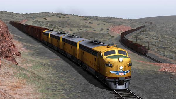 скриншот Train Simulator: Union Pacific Wasatch Grade: Ogden - Evanston Route Add-On 5