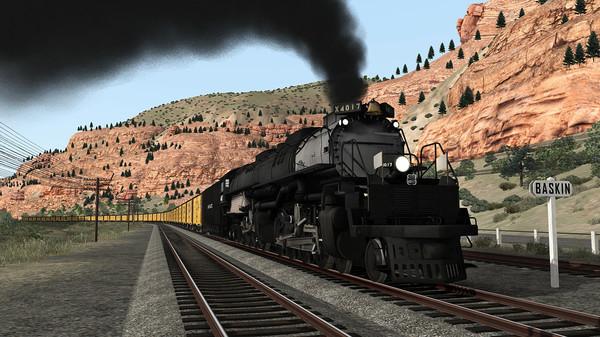 скриншот Train Simulator: Union Pacific Wasatch Grade: Ogden - Evanston Route Add-On 0