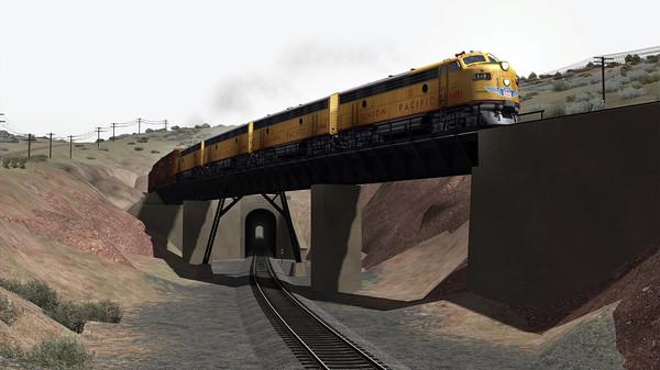 скриншот Train Simulator: Union Pacific Wasatch Grade: Ogden - Evanston Route Add-On 2