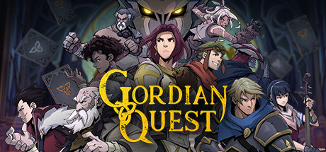 Gordian Quest Cover Image