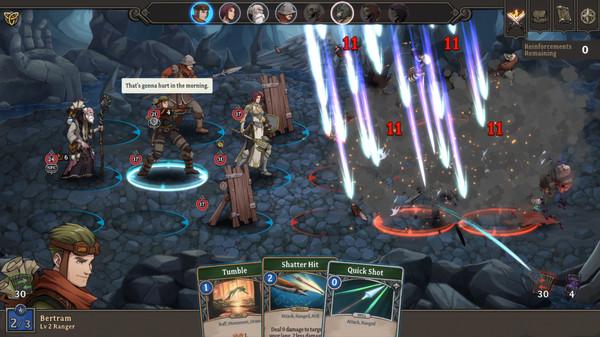 Gordian Quest screenshot