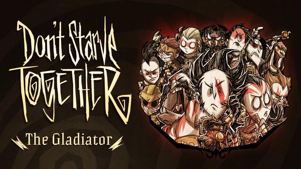 Скриншот №1 к Dont Starve Together All Survivors Gladiator Chest