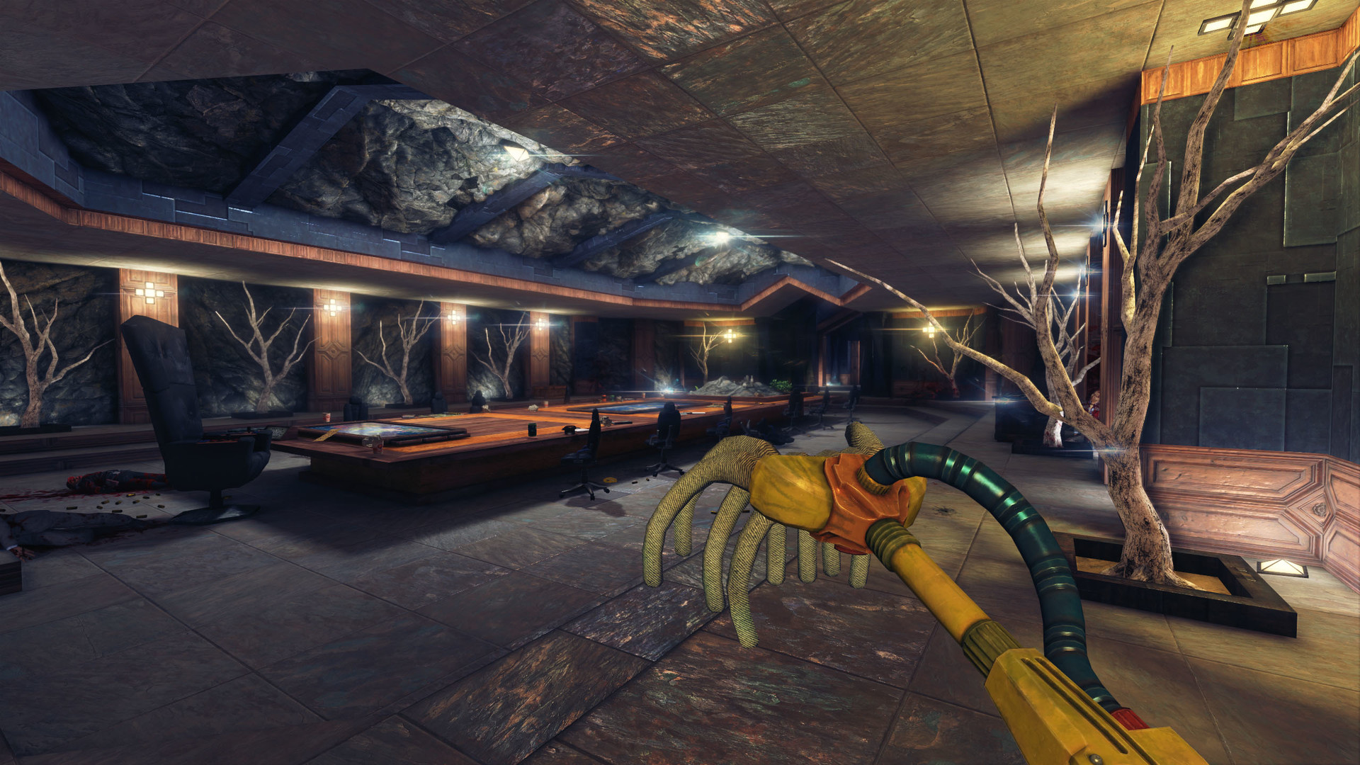 Viscera Cleanup Detail: The Vulcan Affair