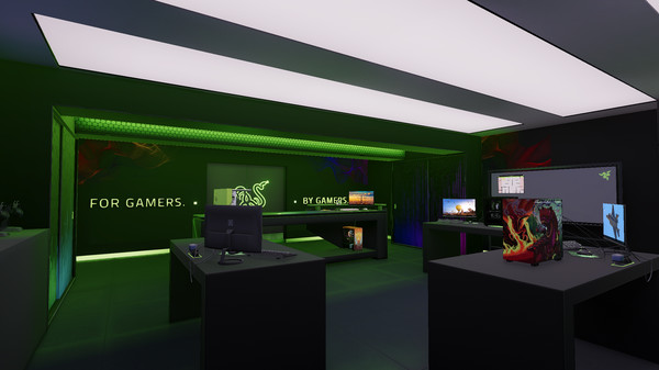 Скриншот №2 к PC Building Simulator - Razer Workshop