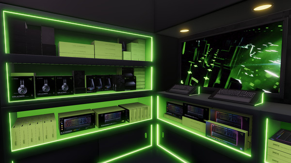 Скриншот №4 к PC Building Simulator - Razer Workshop