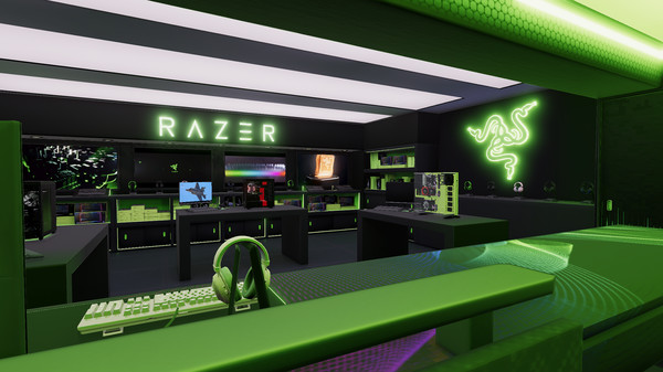 Скриншот №1 к PC Building Simulator - Razer Workshop