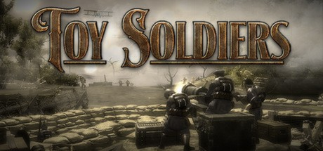 Toy Soldiers Cover Image