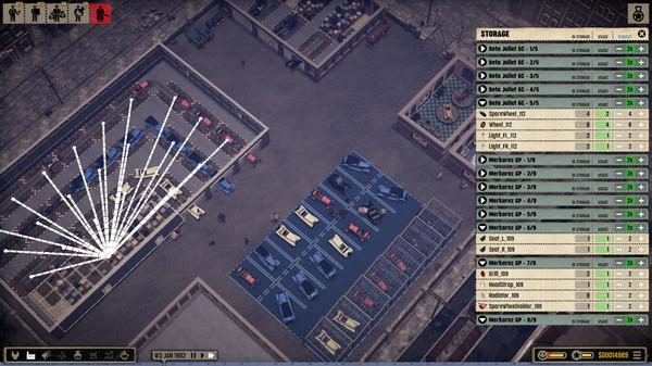 Скриншот №7 к Car Manufacture