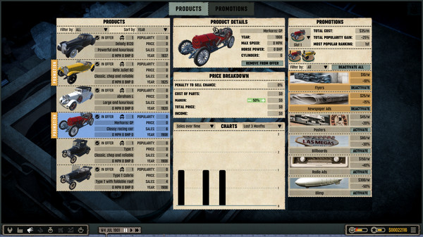 Скриншот №11 к Car Manufacture