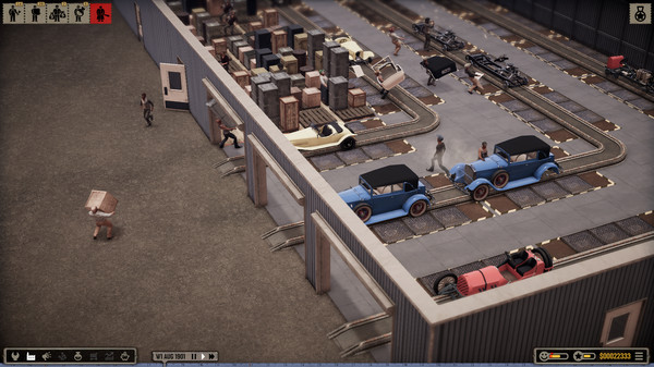 Скриншот №6 к Car Manufacture