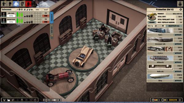 Скриншот №10 к Car Manufacture