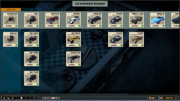 Скриншот №9 к Car Manufacture