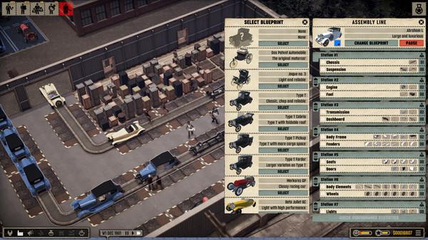 Скриншот №5 к Car Manufacture