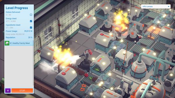 Скриншот №1 к Automachef