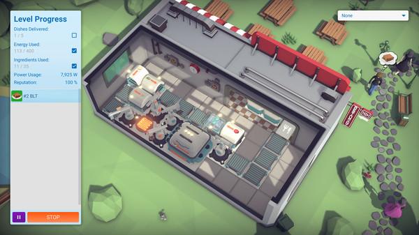Скриншот №4 к Automachef