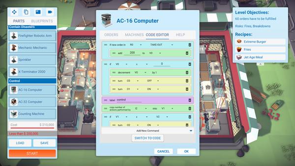 Скриншот №5 к Automachef