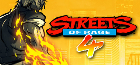 Streets of Rage 4 Cover Image