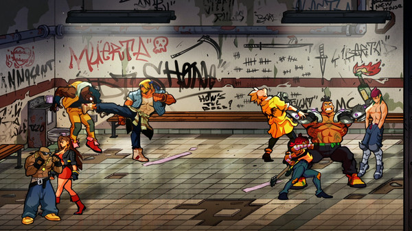 30 Games Like Streets Of Rage 4 Steampeek