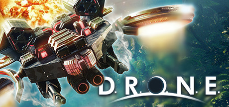 DRONE The Game Cover Image