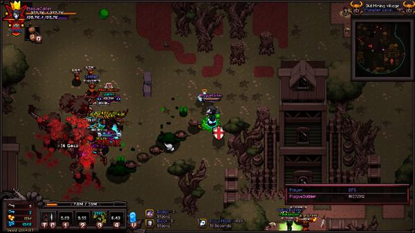 Скриншот №2 к Class - Plague Doctor