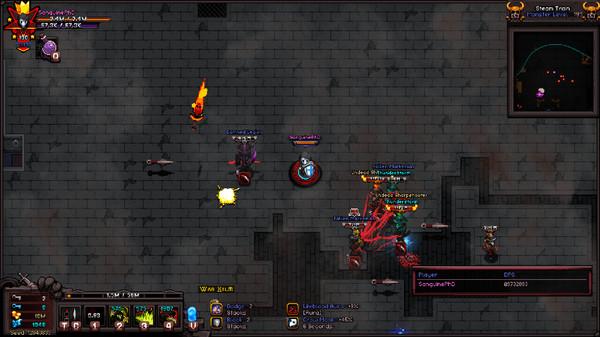 Скриншот №3 к Class - Plague Doctor