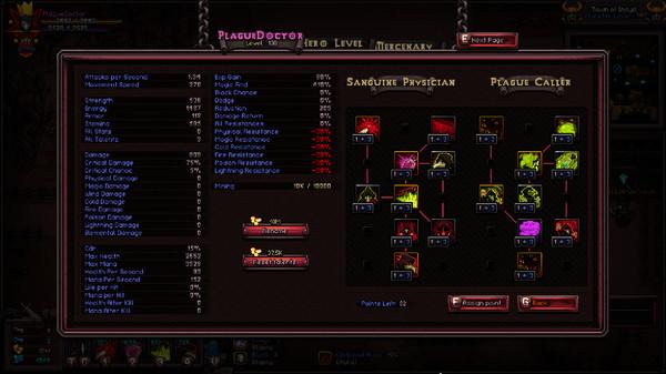 Скриншот №1 к Class - Plague Doctor