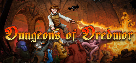 Dungeons of Dredmor Cover Image