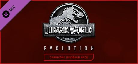 Image for Jurassic World Evolution: Carnivore Dinosaur Pack