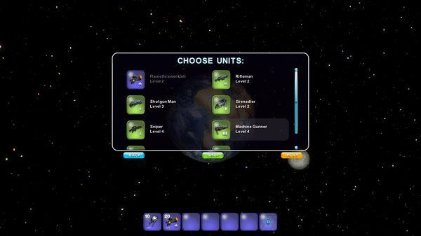Скриншот №4 к Alien Hallway