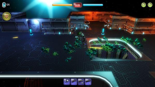 Скриншот №9 к Alien Hallway
