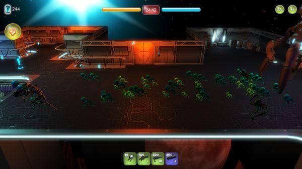 Скриншот №8 к Alien Hallway