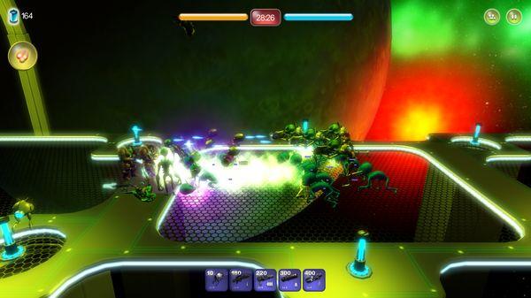 Скриншот №12 к Alien Hallway