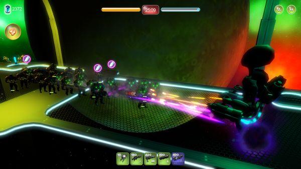 Скриншот №15 к Alien Hallway