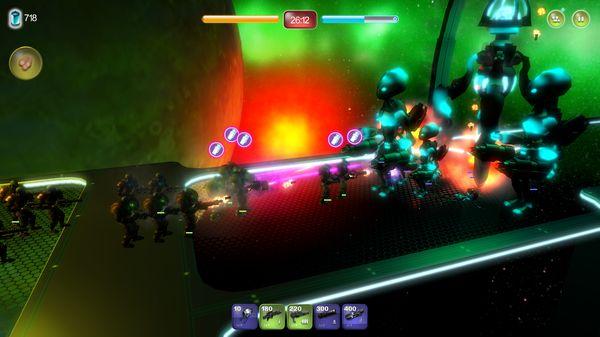 Скриншот №14 к Alien Hallway