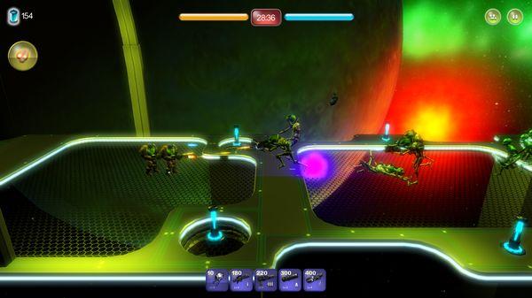 Скриншот №11 к Alien Hallway