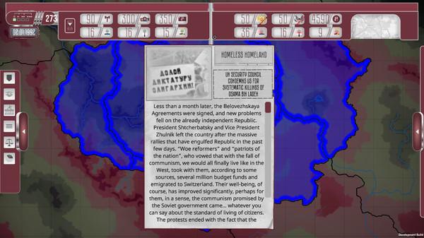 Collapse:_A_Political_Simulator游戏最新中文版《崩溃:政治模拟器》