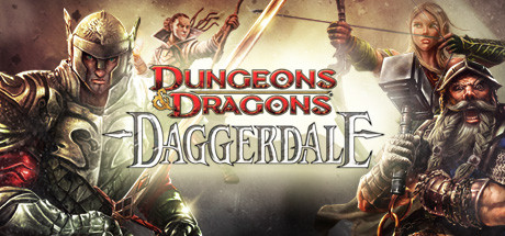 Dungeons and Dragons: Daggerdale Cover Image