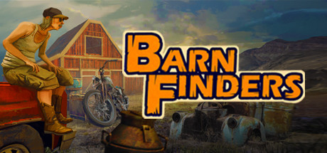 Barn Finders Cover Image