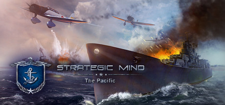 Strategic Mind: The Pacific Cover Image