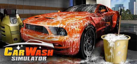 Car Wash Simulator Cover Image