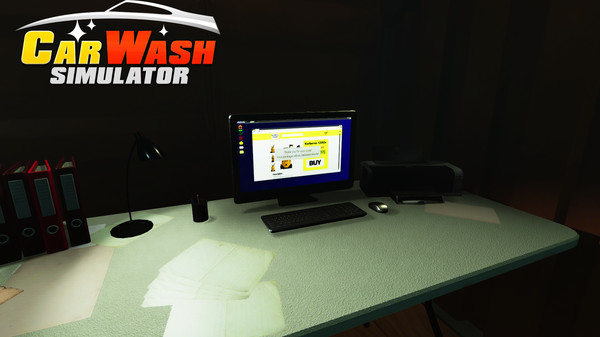 Скриншот №6 к Car Wash Simulator