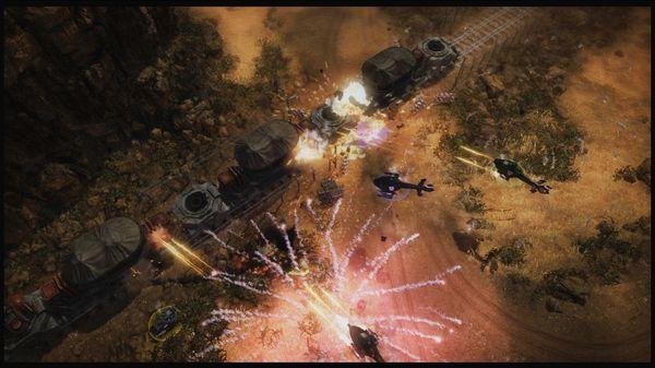 Renegade Ops скриншот