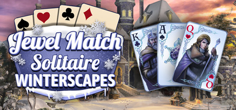 Jewel Match Solitaire Winterscapes Cover Image