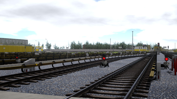 Скриншот №1 к Metro Simulator